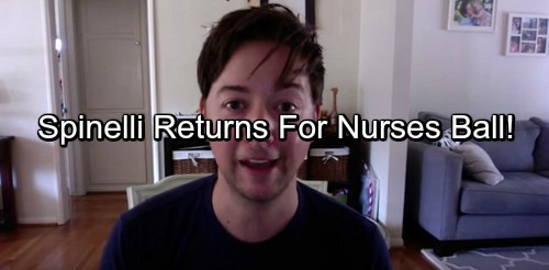 General Hospital Spoilers: Bradford Anderson Returns To GH - Welcome Home Spinelli!