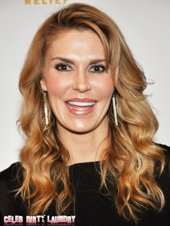 Real Housewives of Beverly Hill's Star Brandi Glanville Opens Up About Plastic Surgery