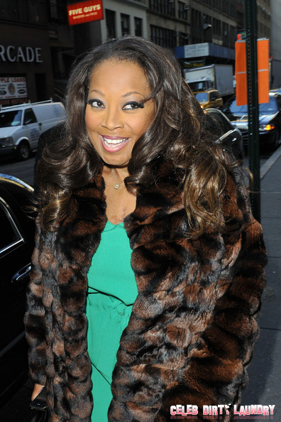 Star Jones's Ex-Husband Al Reynolds Is A Big Fat Liar!