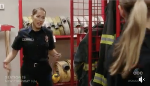 "Station 19 Recap 11/08/18: Season 2 Episode 6 ""Last Day on Earth"""