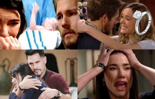 The Bold and the Beautiful Spoilers: Liam Misses Baby's Birth to Marry Hope – Bill Serves as Steffy's Knight in Shining Armor
