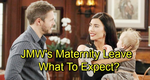 The Bold and the Beautiful Spoilers: Steffy's Future Takes Surprising Turn - JMW's Maternity Leave Sets Up B&B Shocker