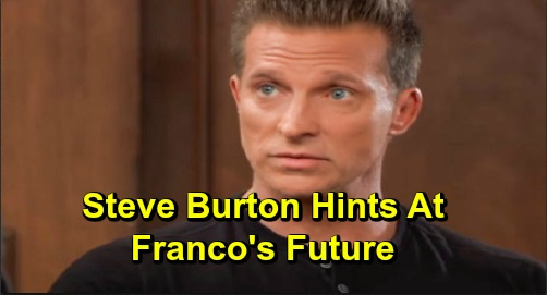 General Hospital Spoilers: Steve Burton Reveals Why 'Drew' Should Remain 'Drew' – Shares His Thoughts on Franco's Future