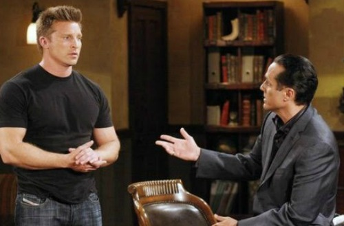 The Young and the Restless Spoilers: Is Steve Burton Returning To General Hospital as Jason Morgan After Cryptic Tweet?