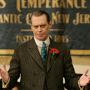 Steve Buscemi Feels Lucky To Have 'Boardwalk Empire' Role
