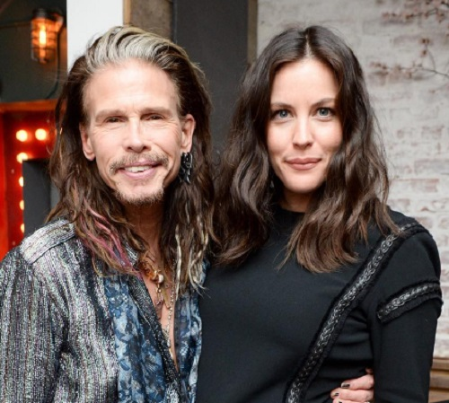 Steven Tyler And 28-Year-Old Girlfriend Aimee Preston Engaged?