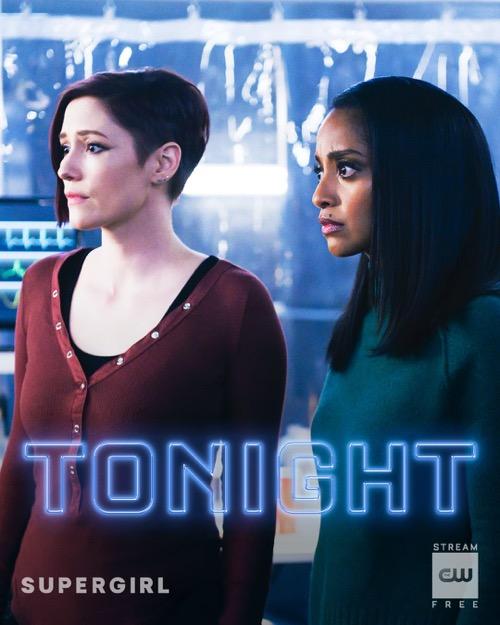 "Supergirl Recap 04/28/19: Season 4 Episode 19 ""American Dreamer"""