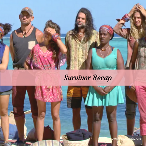 "Survivor: Game Changers Recap 4/19/17: Season 1 Episode 8 and 9 ""There's a New Sheriff In Town"""