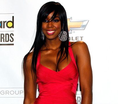 Kelly Rowland's Breast Says 'Peek-a-boo' During Concert   Celeb Dirty Laundry