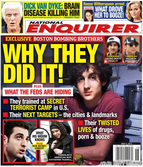 Boston Bomber Tamerlan Tsarnaev Recruited Wife For Loyalty Test (Photo)
