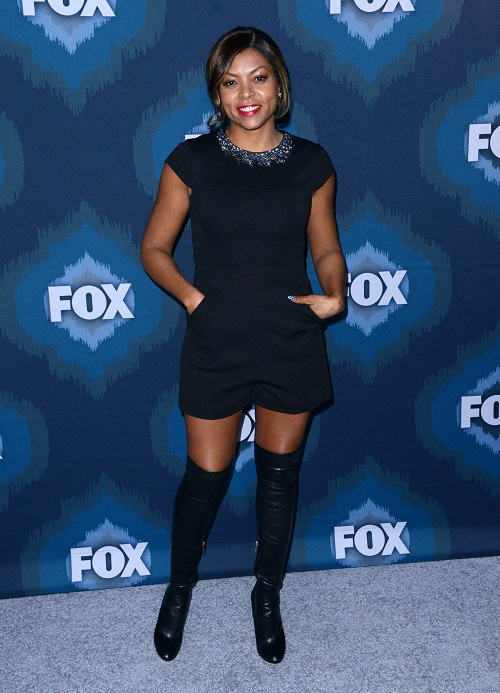 'Empire' Star Taraji Henson and Michael Strahan Dating: Smitten With Each Other!