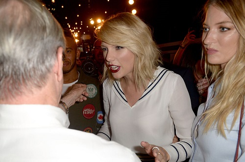 Taylor Swift Joining Cast Of New X-Men Film?