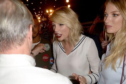 Calvin Harris Shades Taylor Swift, Dating Ex Aarika Wolf Again
