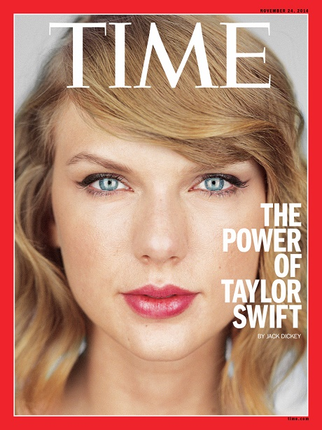 Taylor Swift Time Magazine Interview: Claims She Has No Female Role Models In Music Industry - Making More Enemies!