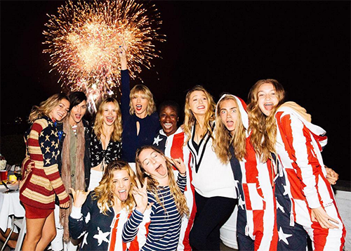 Demi Lovato Bashes Taylor Swift's Super Skinny Girl Squad: They Don't Represent Real Women!
