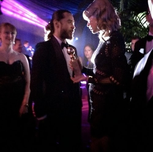 Taylor Swift and Jared Leto Hooking Up? Couple Spotted Getting Cozy Together After Golden Globes (PHOTOS)