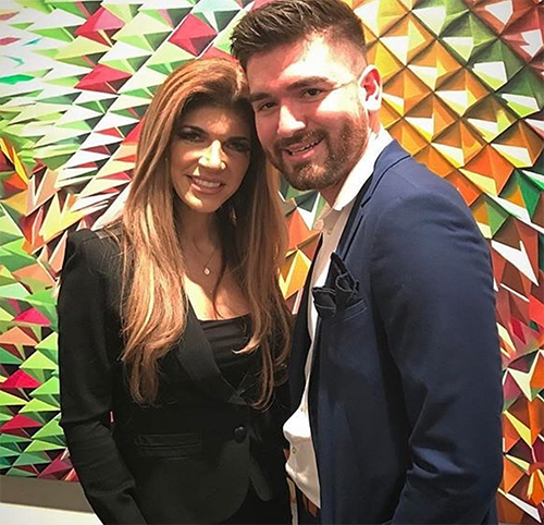 Joe Giudice Finds Job In Prison Gym: RHONJ Star Teresa Giudice Loves Her Husband's New Hot Criminal Bod!