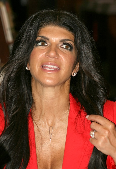 Teresa Giudice's Belongings To Be Seized By Government: Imprisoned RHONJ Will Return To An Empty World!