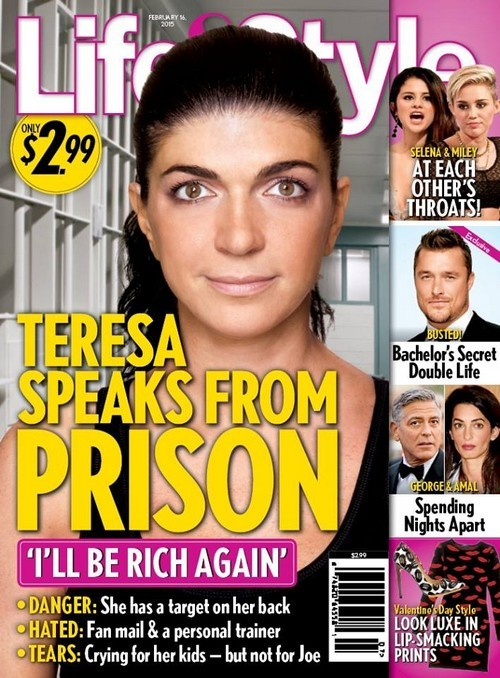 Teresa Giudice Divorce: Breakup With Joe Giudice After Prison Release - Speaks Out From Penitentiary
