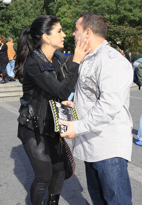 Teresa & Joe Giudice Indicted On Federal Fraud Charges ***FILE PHOTOS***