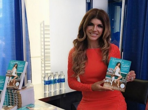 Teresa Giudice Writing Another Book: Cashing In On Jail Time To Pay Off Creditors