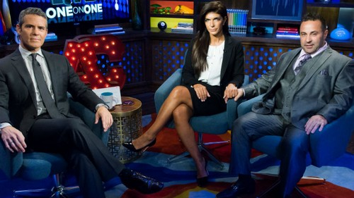 Teresa Giudice Expects Jail Visit From Crying Andy Cohen: The Real Housewives of New Jersey Hype?