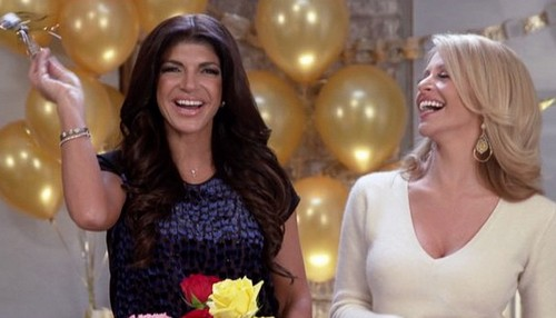 Teresa Giudice In Prison: Officially Starts Her Fifteen Month Jail Sentence