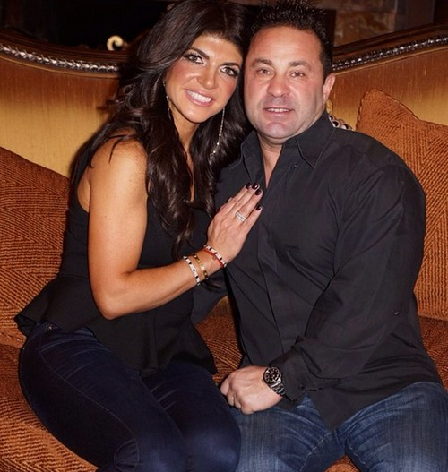 Teresa and Joe Giudice Andy Cohen Interview: Real Housewives of New Jersey Convicts Talk About Prison Sentences