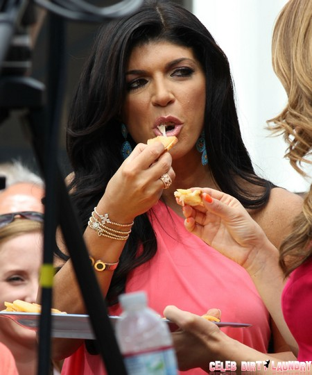 Delusional Teresa Giudice: A Princess In New Jersey Masquerading As A Housewife