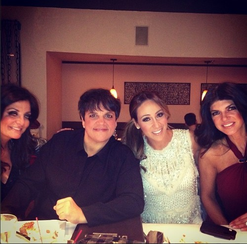 Real Housewives of New Jersey Cast Plan For Teresa Giudice Going to Jail (PHOTO)
