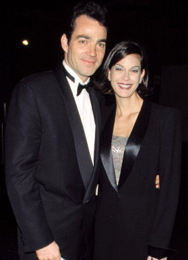 Teri Hatcher and Jon Tenney - Legally Divorced But Still At Arms!