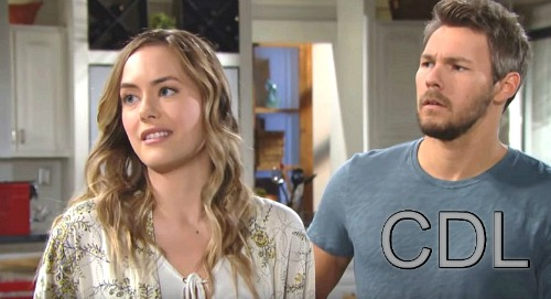The Bold and the Beautiful Spoilers: Liam & Hope On the Back Burner - Why 'Lope' Drama Ignored in New B&B E