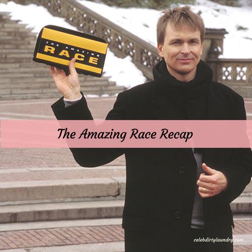 """The Amazing Race 29 Recap 4/13/17: Season 29 Episode 3 """"Bucket List Type Stuff"""""""