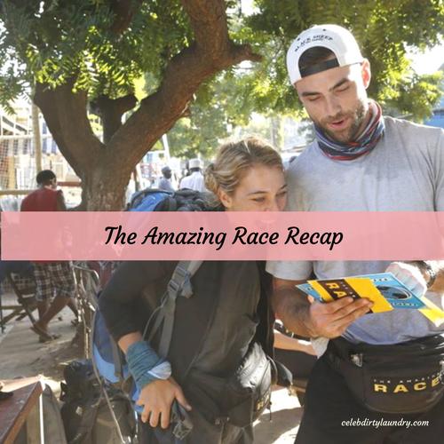 "The Amazing Race 29 Recap 4/27/17: Season 29 Episode 5 ""Double U-Turn Ahead"""