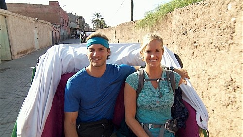 "The Amazing Race Recap: Animal Lovers - ""I Feel Like I Just Kissed a Goat"": Season 25 Episode 6"