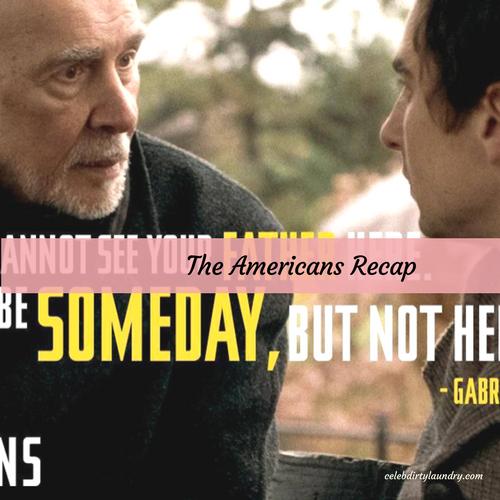 "The Americans Recap 4/11/17: Season 5 Episode 6 ""Crossbreed"""