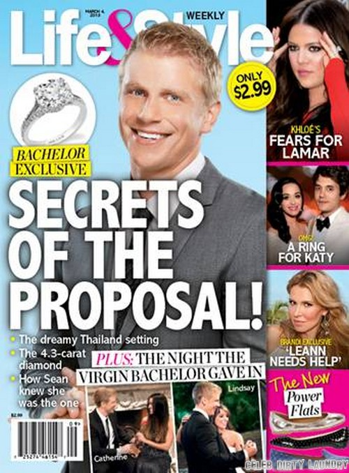 Secrets Of The Bachelor Revealed! (Photo)