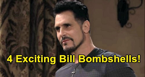 The Bold and the Beautiful Spoilers: 4 Exciting Bill Spencer Bombshells – What the Future Holds for Don Diamont, B&B Fan Favorite