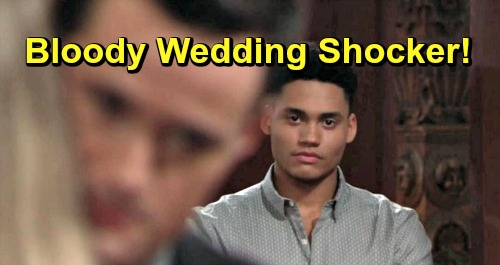 The Bold and the Beautiful Spoilers: Thomas and Hope Bloody Wedding Shocker – Xander's Plot to Stop Ceremony Ends in Disaster?