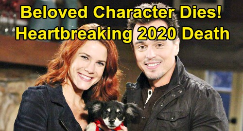 The Bold and the Beautiful Spoilers: Heartbreaking Death in 2020 – Which B&B Character Dies and Who's to Blame?
