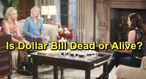 The Bold and the Beautiful Spoilers: Katie Asks Shauna To Check If Dollar Bill Is Dead or Alive