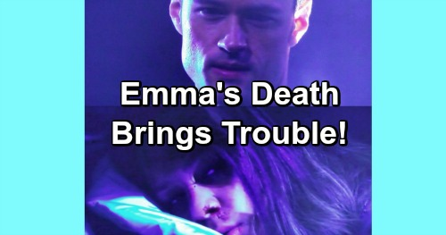 The Bold and the Beautiful Spoilers: Emma's Fatal Crash Brings Suspicions – Thomas Struggles to Cover Tracks After Tragic Death