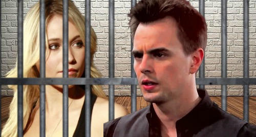 The Bold and the Beautiful Spoilers: Flo's Arrest Triggers Wyatt Love Conflict - Quinn Pushes Son To Forgive and Reunite