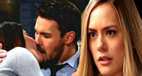 The Bold and the Beautiful Spoilers: Hope Begs Liam For Another Chance After Beth Reveal - But He's Already Moved On With Steffy