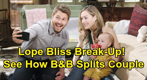 The Bold and the Beautiful Spoilers: Liam and Hope's Bliss Signals Doom – 3 Ways for Steffy and B&B to Split Happy Couple
