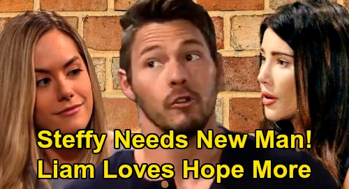 The Bold the Beautiful Spoilers: Steffy's Fresh Start with New Man Needed – Liam Will Always Love Hope More