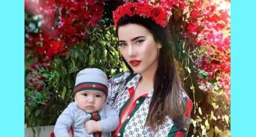 The Bold and the Beautiful Spoilers: Jacqueline MacInnes Wood Talks B&B Baby Boot Camp & Motherhood – Playing Steffy Helped New Mom