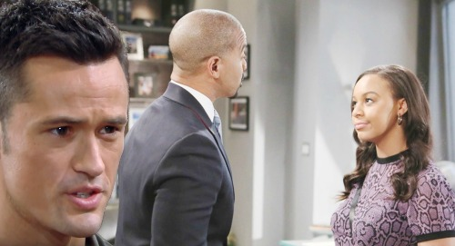 The Bold and the Beautiful Spoilers: Justin Seeks Revenge for Emma's Death, Needs Bill's Help – Doesn't Buy Thomas' Cover Story?
