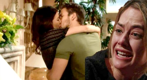 The Bold and the Beautiful Spoilers: Liam Crushes Hope with Steam Lovemaking Confession – Steffy Becomes Queen of His Heart