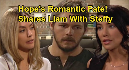 The Bold and the Beautiful Spoilers: Hope Will Never Have Liam's Whole Heart – Doomed to Share Her Love with Steffy Forever
